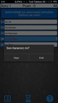 DHBT MBSTS Yeterlilik Cepte apk screenshot