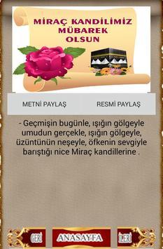 Kandil Mesajları screenshot 6