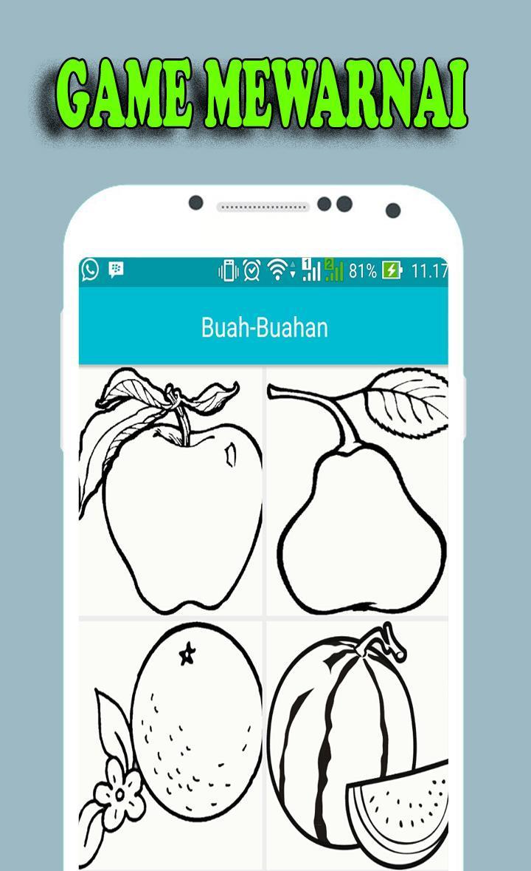 Game Mewarnai Buah Dan Sayuran For Android APK Download