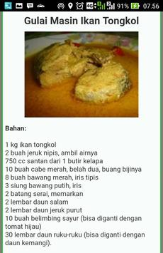 Buku Resep Gulai screenshot 4