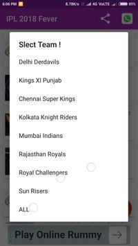 IPL Fever apk screenshot