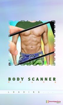2018 New Body Scanner real xray camera prank apps poster