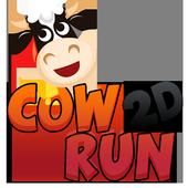 Cow Run 2D icon