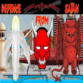 Defence from Satan icon