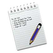 Notes App Smart Notepad free icon