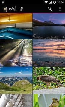 Wallpaper HD Free Flickr apk screenshot