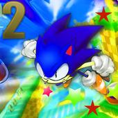 Ice Sonic Adventures 2 icon