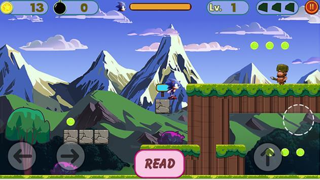 Ice Sonic Adventures 2 poster