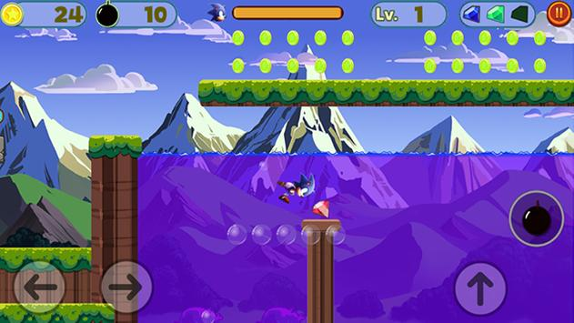 Ice Sonic Adventures 2 apk screenshot
