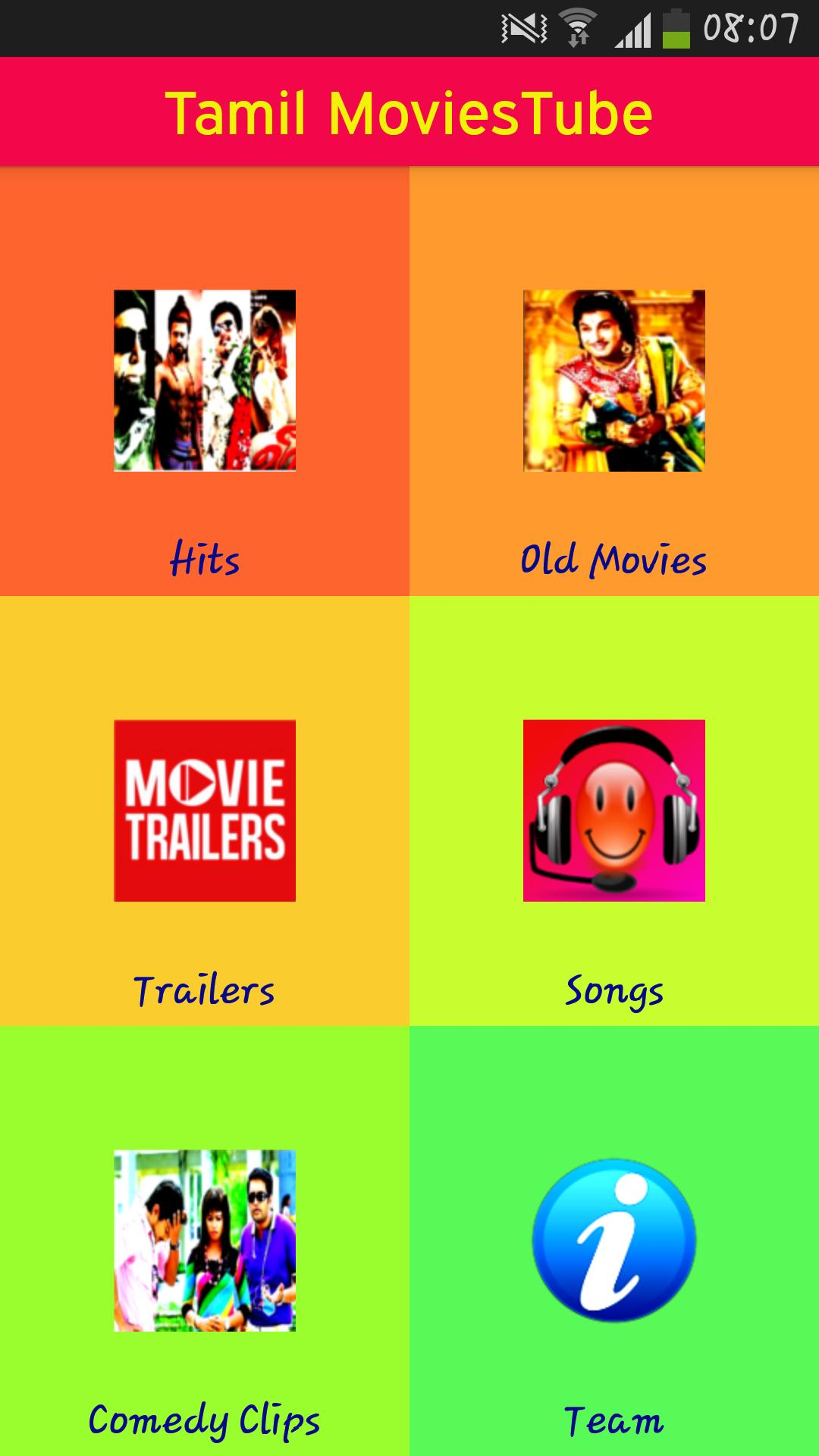 Tamil Movies Tube for Android - APK Download