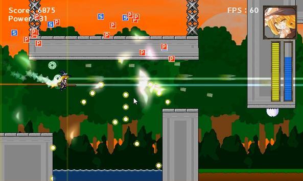 [東方] Marisa Quest screenshot 1