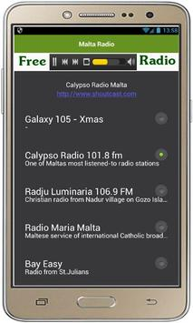 Malta Radio apk screenshot