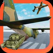 Military Cargo Transport icon