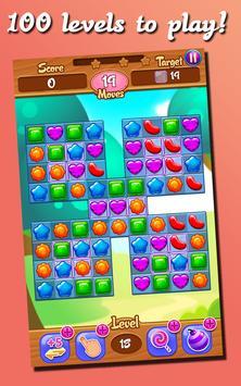 Jelly Bubble Match Saga poster