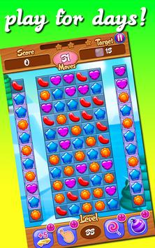 Jelly Bubble Match Saga screenshot 9