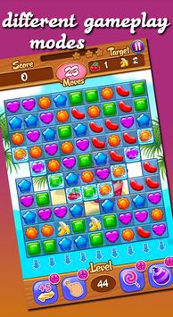 Jelly Bubble Match Saga screenshot 1