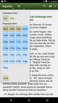 Alkitab Melayu Maluku Utara apk screenshot