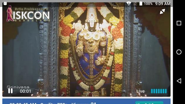 LiveDarshan(SaiBaba+SriBalaji+SidiVinayak+Mahakal) apk screenshot