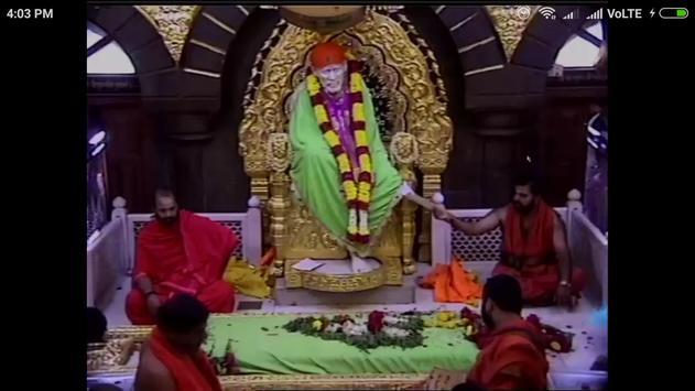 LiveDarshan(SaiBaba+SriBalaji+SidiVinayak+Mahakal) screenshot 20