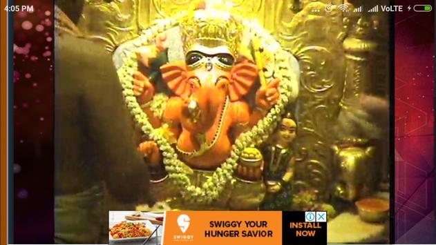 LiveDarshan(SaiBaba+SriBalaji+SidiVinayak+Mahakal) screenshot 21