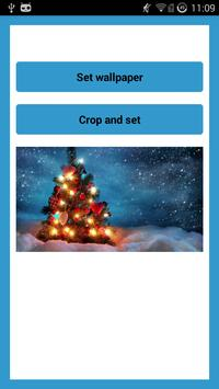 Christmas, New Year wallpapers apk screenshot