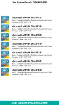 Soal UNBK SMA/MA IPS 2018 Lengkap screenshot 3