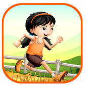 Jungle Girl Run Adventure icon