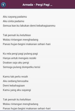 Terlengkap Lirik Lagu apk screenshot