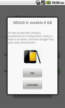 Find Your Nexus 4 apk screenshot