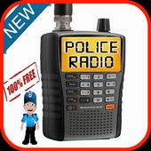 Real police radio icon