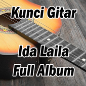 Kunci Gitar Ida Laila icon