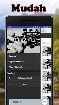 Kunci Gitar Ida Laila screenshot 1