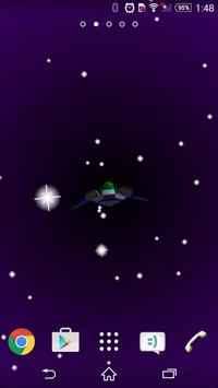 Starfield 3D LWP Free apk screenshot