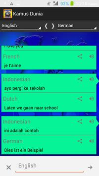 Kamus Lengkap Semua Bahasa screenshot 4