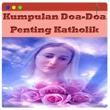 Doa Penting Katholik poster