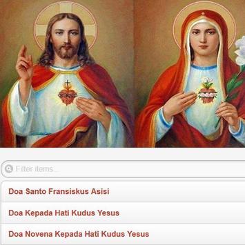 Doa Penting Katholik apk screenshot