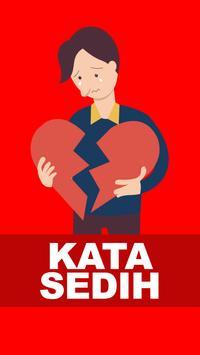 Kata Cinta Sedih Galau poster