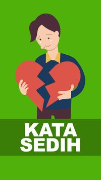 Kata Cinta Sedih Menyentuh Hati poster