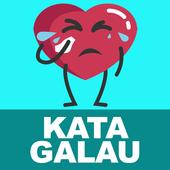 Kata Kata Galau & Patah Hati icon