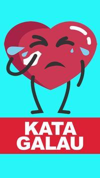 Kata Kata Galau Paling Sedih screenshot 1
