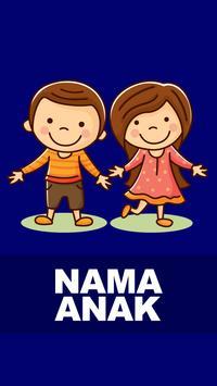 Nama Nama Anak Dalam Islam poster