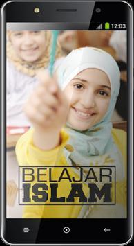 Belajar Islam poster