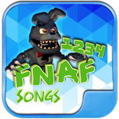 FNAF 1234 SONGS icon