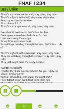 FNAF 1234 SONGS screenshot 2