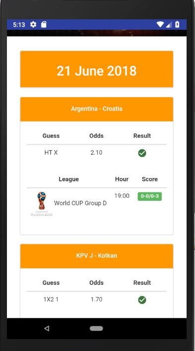 Free High Odds Betting Tips for Android - APK Download