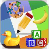 Basic English For Kids icon