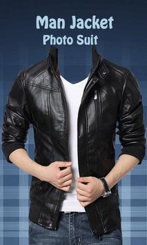 Men Jacket Photo Editor screenshot 2