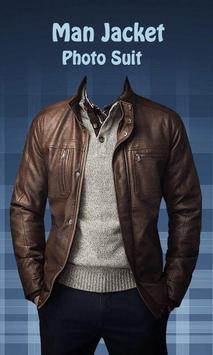 Men Jacket Photo Editor screenshot 4