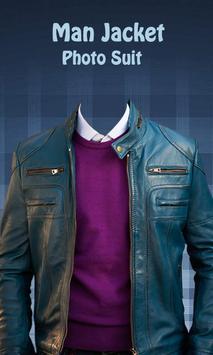 Men Jacket Photo Editor screenshot 5