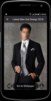 Latest Man Suit Design 2018 screenshot 2